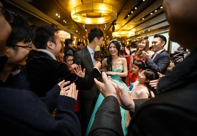 [婚攝] 政鋒&Natascha 婚禮紀錄@青青食尚