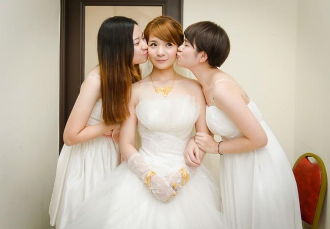 [婚攝]東利&庭媛 婚禮紀錄@青松餐廳