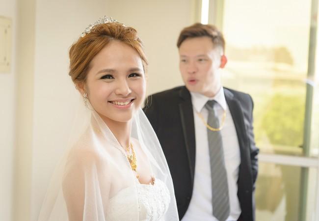 [婚攝] 柏克&秀雯 婚禮紀錄@雅園新潮
