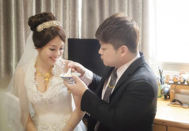 [婚攝]博文&Alisah 婚禮紀錄@華漾飯店