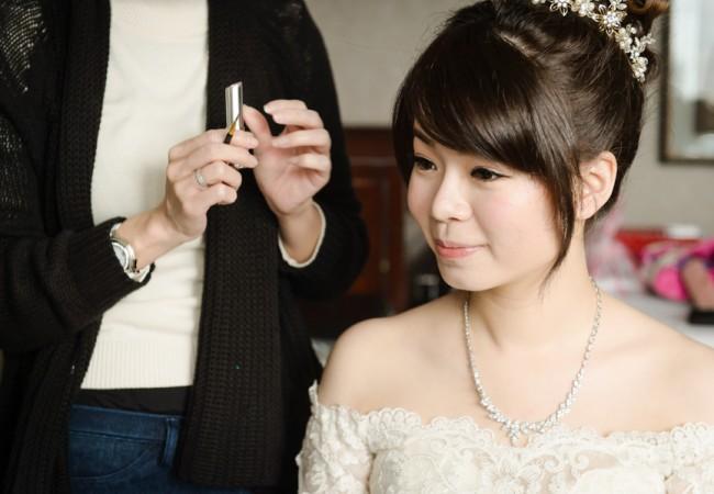 [婚攝]Tom&Lisa 婚禮紀錄@台北 世貿33