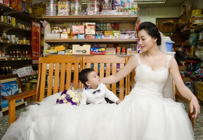 [婚攝]小廣&曉貞 婚禮紀錄@欣山園宴會館