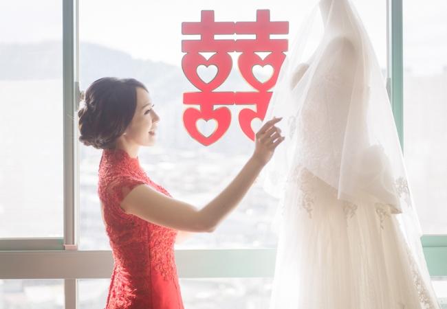 [婚攝]Ken&Temmy 婚禮紀錄@北投天玥泉