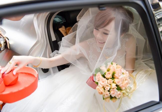 [婚攝]Paul&Elly 婚禮紀錄@新農園