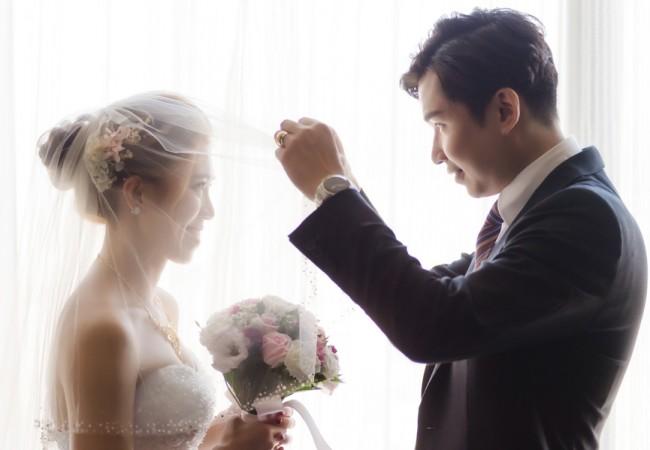 [婚攝]Golden&Cindy 婚禮紀錄@遠企