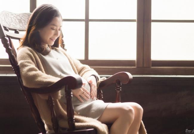 [孕。寫真]Yuna&Lawrence@卡卡波攝影棚